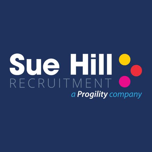 Sue Hill logo