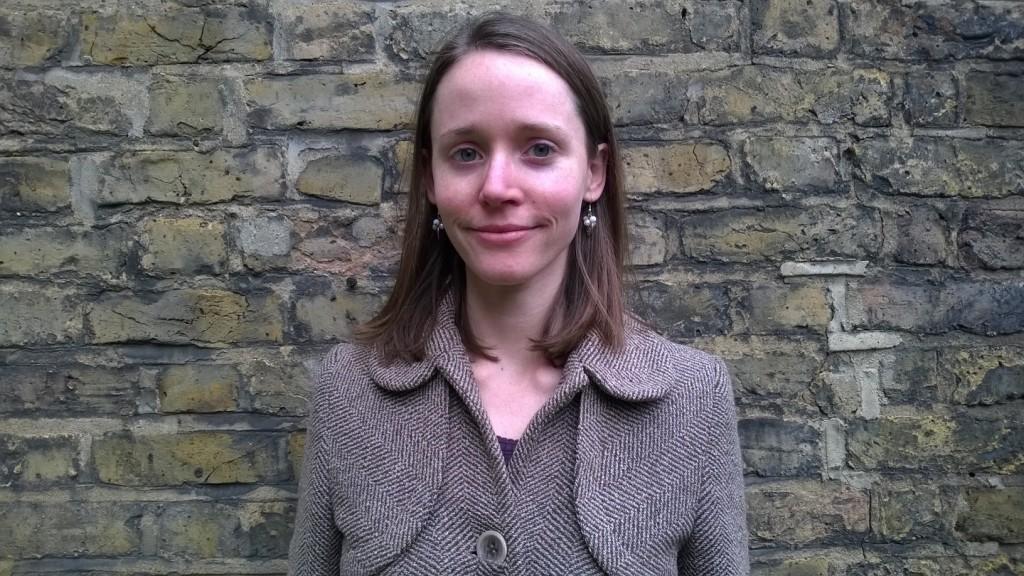 #citylis student Isobel Ramsden