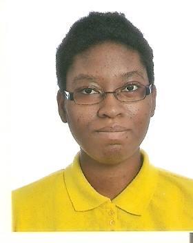 #citylis student Saidah Gilbert