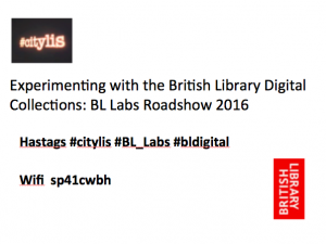BL Labs Holdiong Slide