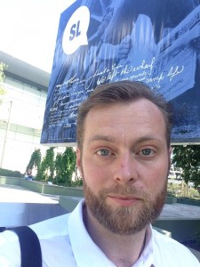Matt Finch: Creative in Residence at the State Library of Queensland, Australia