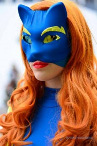 Cosplayer: Adelaide Robinson as Marvel character Patsy Walker (AKA Hellcat). Photo credit: Kris K Productions. You can find all my cosplays at facebook.com/adelaidecosplays.