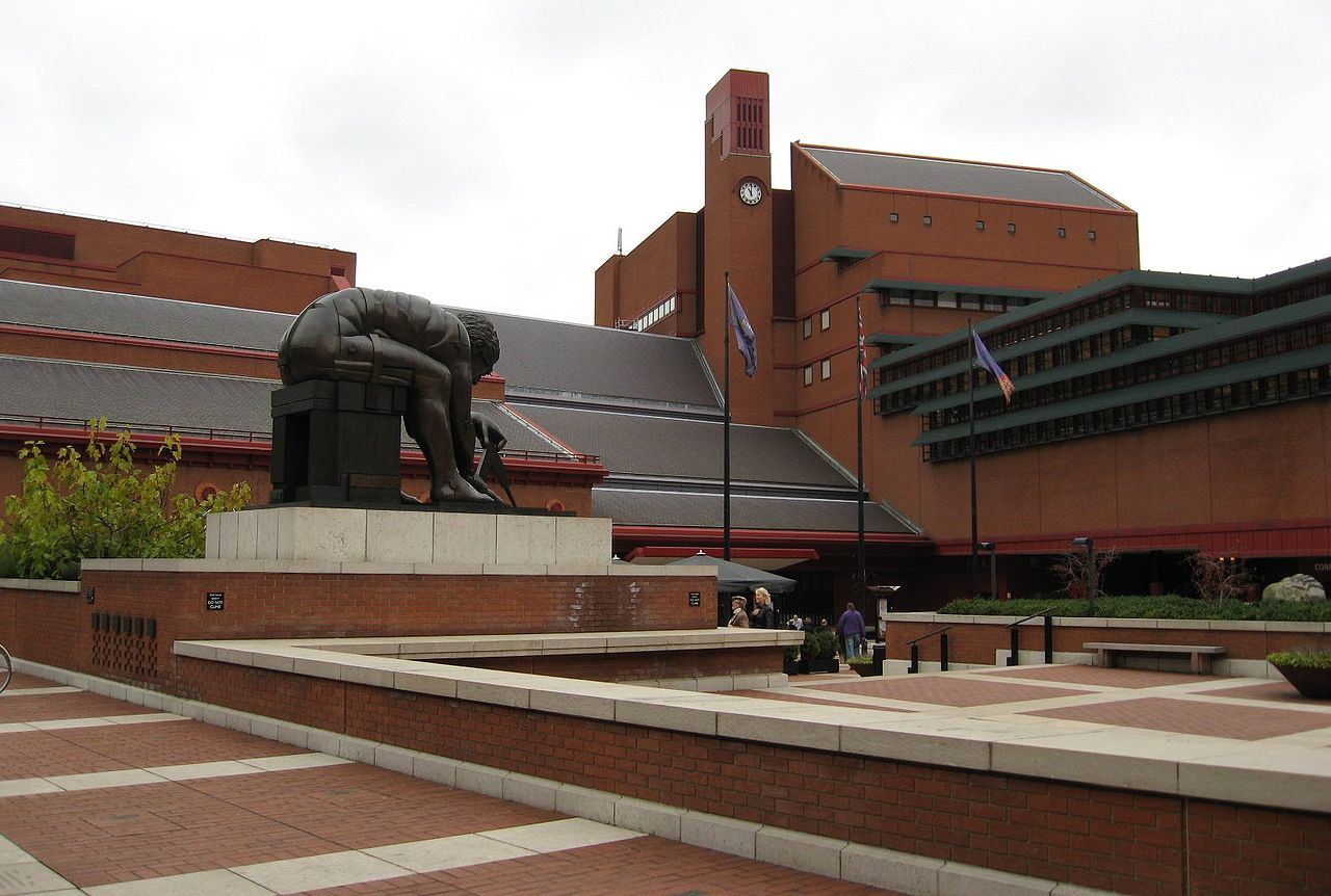 The British Library, by Jack1956