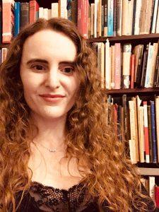 Two-time IAML Uk&Irl E.T. Bryant Memorial Prize Winner, Deborah Lee