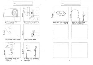 narrative storyboard 2