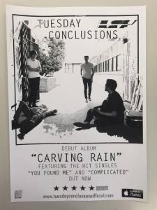 printed advert