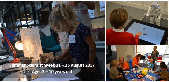 SSW photo collage