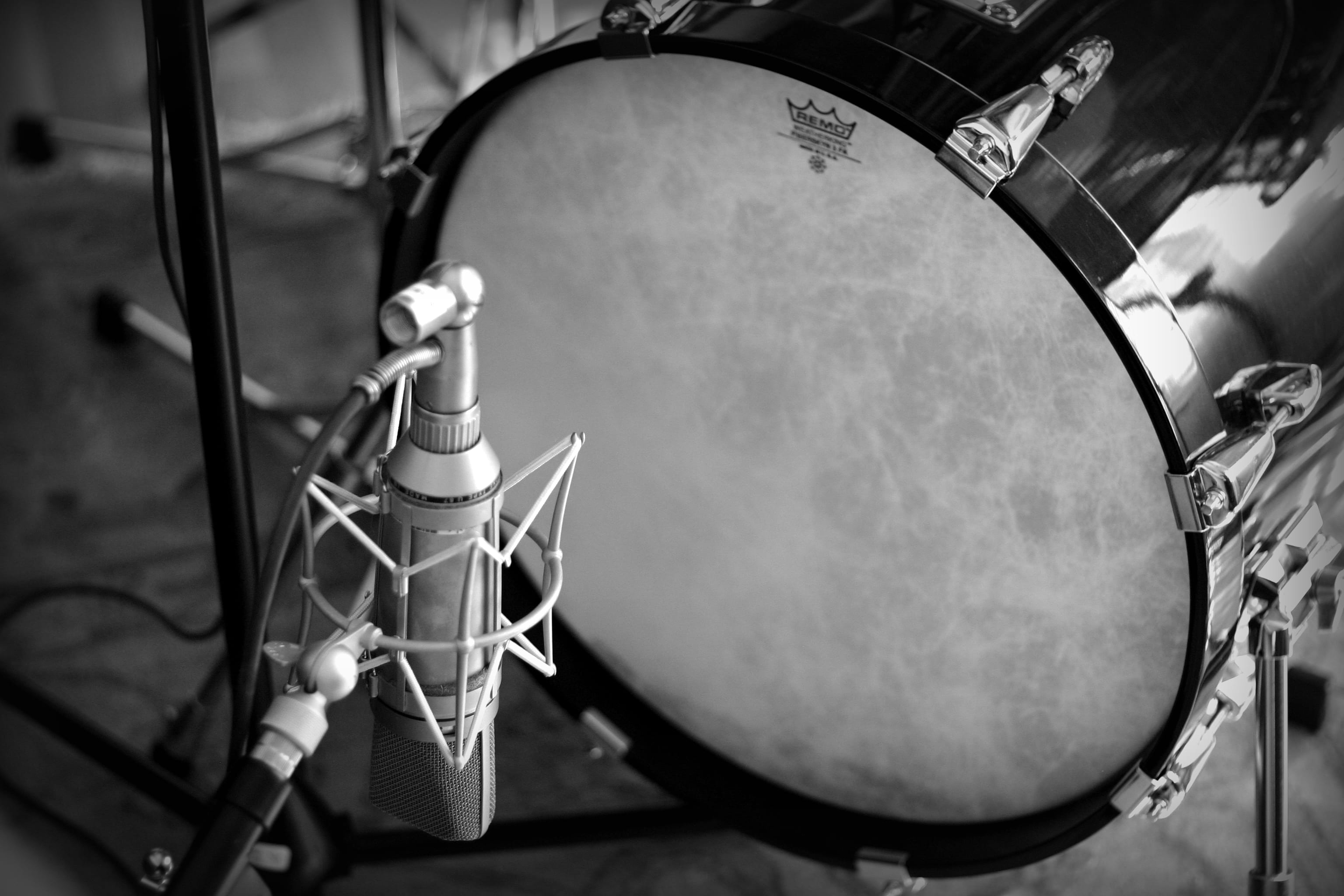 Drumming – Sound and Music Production