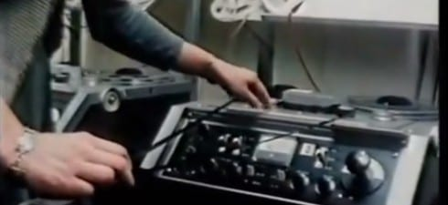Elizabeth Parker and Paddy Kingsland from the BBC Radiophonic Workshop in 1979 demonstrate the use of tape loops and tape-replay setups. We […]