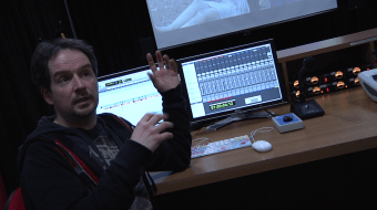 A big thanks to Grant, who came in and spent 4 hours showing dialogue and effects editing in Pro Tools today. Grant's […]