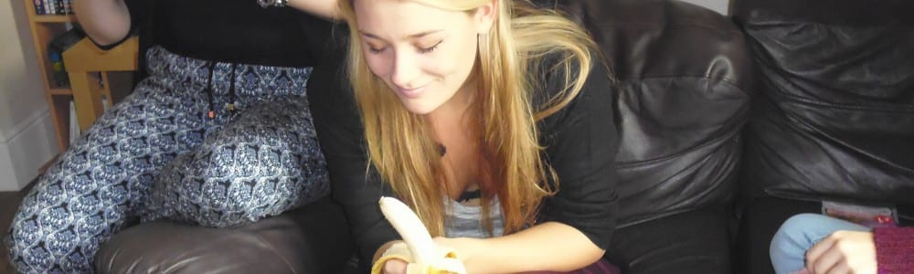 Using play doh as a dildo