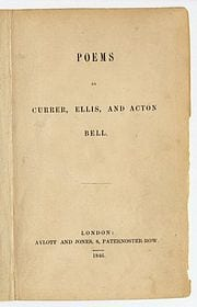 180px-Bronte_poems2