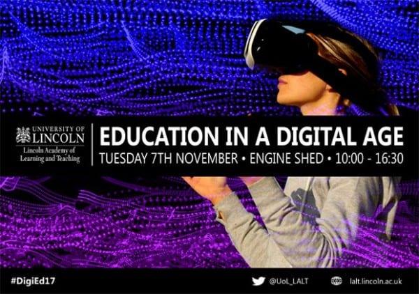 Education in a Digital Age