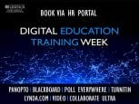 staffnews cover - DIGITAL EDUCAITON TRAINING WEEK