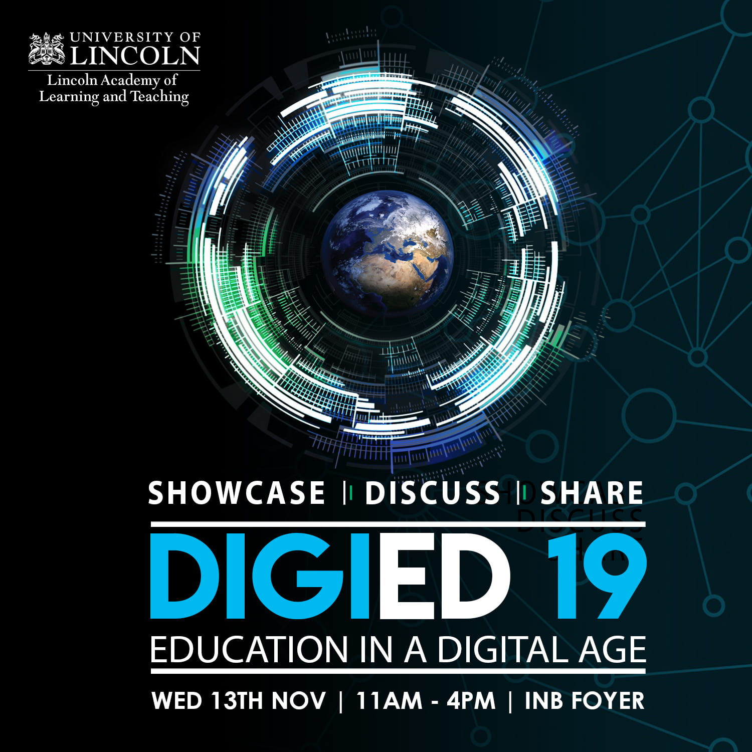 Save the Date – Digied19: Education in a Digital Age event