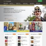 Visit Lincoln Website Thumb