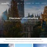 Visit Lincolnshire Website Thumb