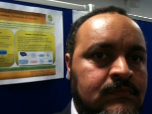 DCAPI poster at the V&L Network workshop - Sept'11 - Brighton
