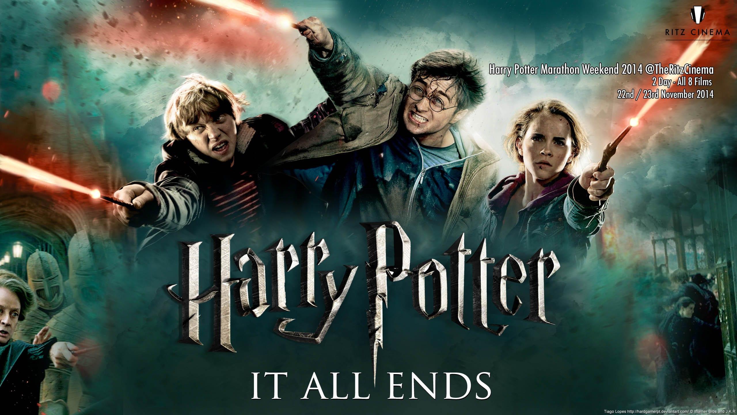 harrypottermarathon-1  sc 1 st  The Lincoln Mail & The Ritz opens itu0027s Griffin-doors for Harry Potter marathon.   The ...