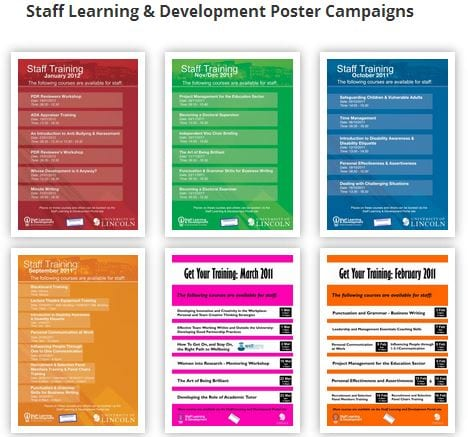 examples of poster design