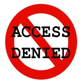 digital exclusion denies access to the internet