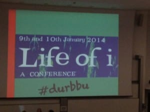 14th Durham Blackboard Conference Life of i