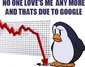 no one loves me because google says so