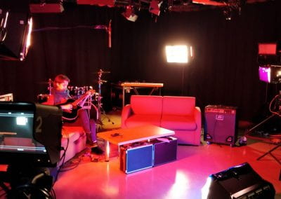 A Live set I designed for an interview about Northern Soul for a museum exhibition.
