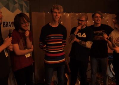 Who's Misty Interviews - Brayford AfterDark