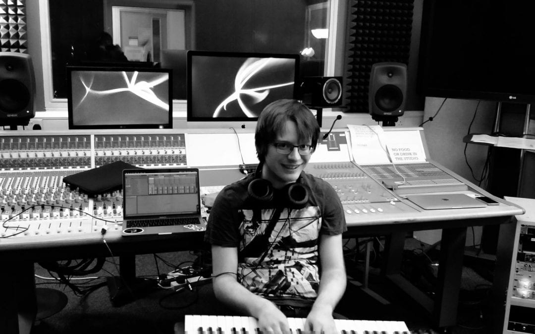 Studio Recording – University of Lincoln