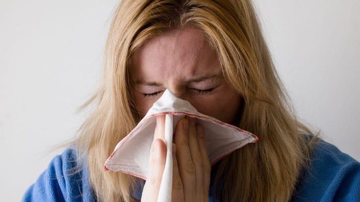 Preview image for the article Battling Fresher's flu.