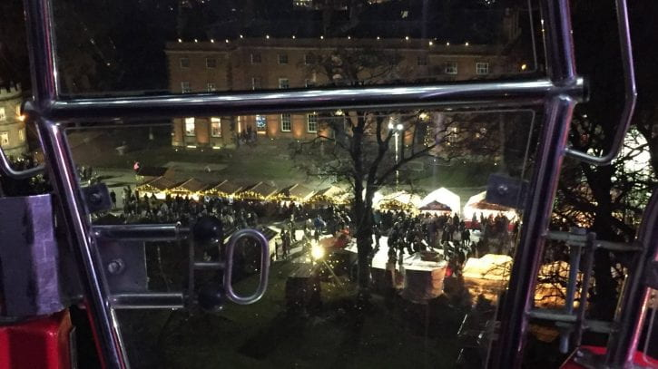 Preview image for the article Lincoln bucket list: Christmas Market.