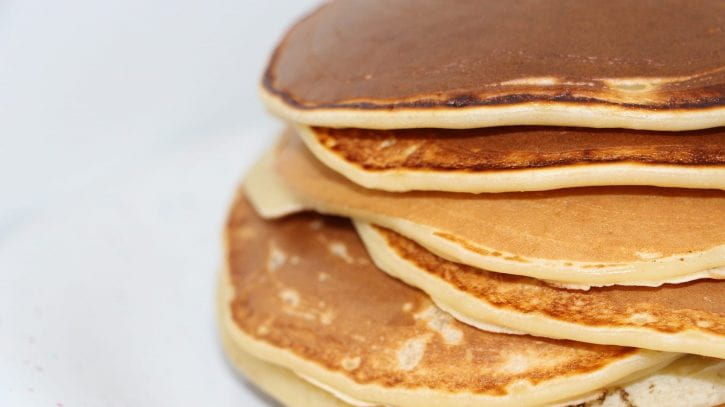 Preview image for the article Pancake day recipes.