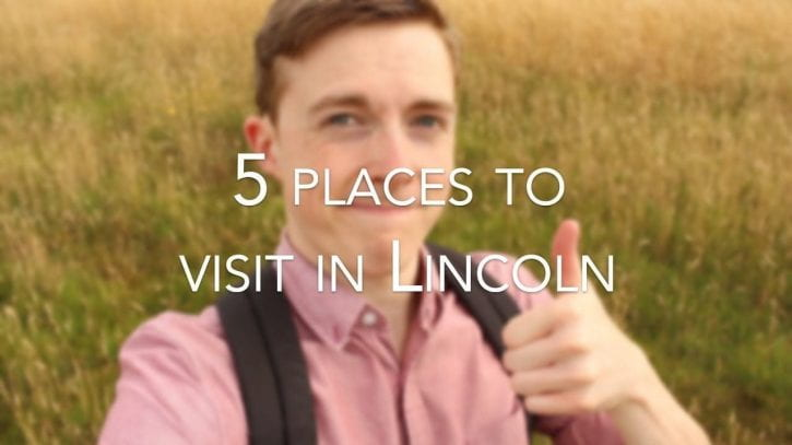 Preview image for the article 5 places to visit in Lincoln.