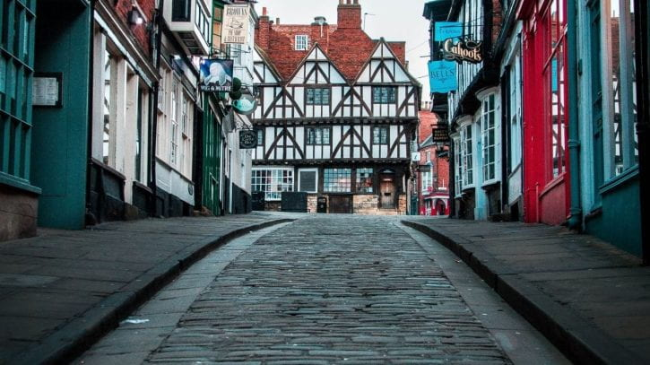 Preview image for the article A trek up Steep Hill: Lincoln's hidden gems.