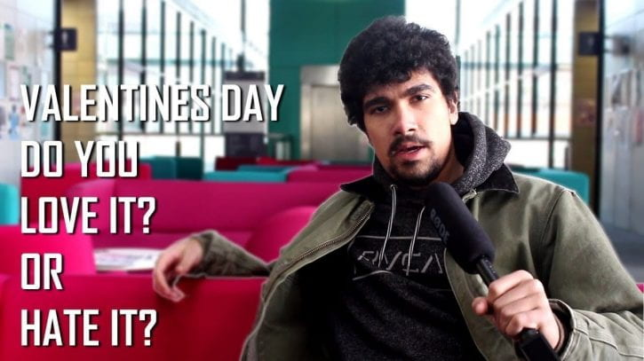 Valentines day: Love it or Hate it
