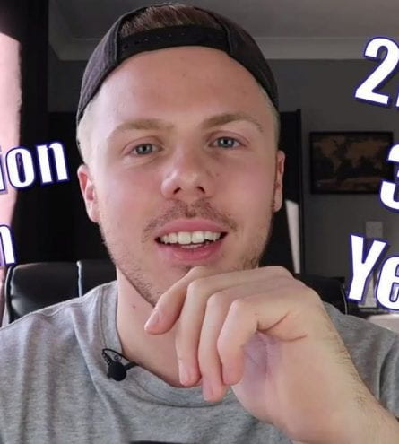 Thumbnail of a man looking confused, saying 'the transition from 2nd to 3rd year'
