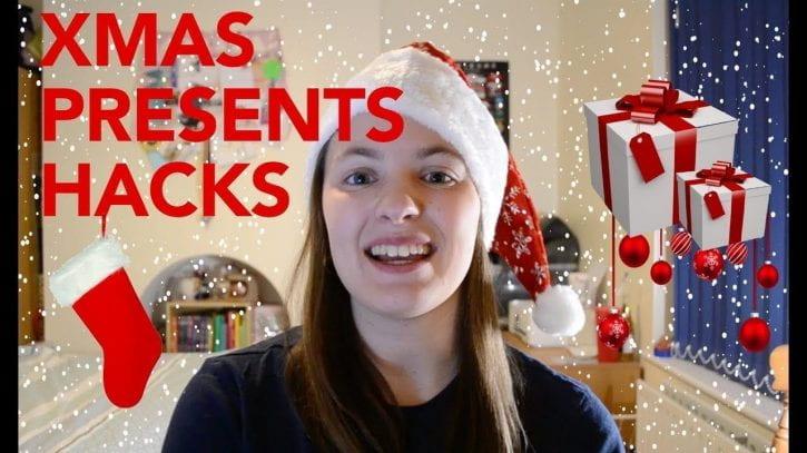 X-mas present hacks