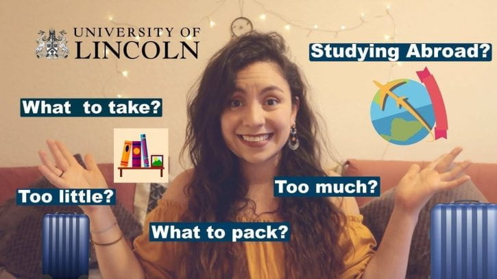 What to pack for international students