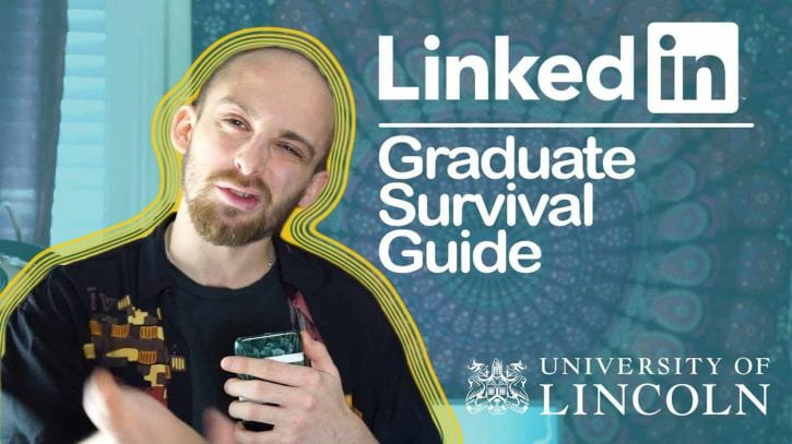 Preview image for the article LinkedIn: Graduate survival guide.