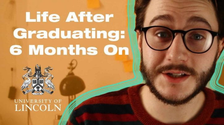 Preview image for the article Life after graduating.