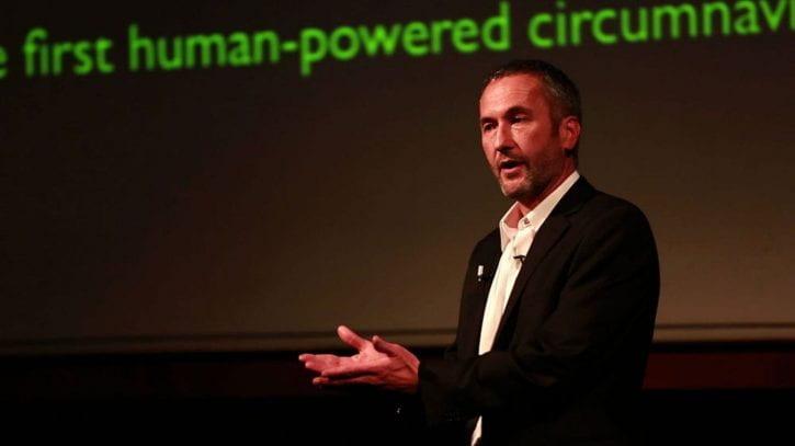 Great Lives Talk: Jason Lewis