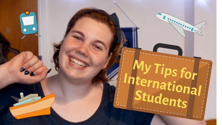 Preview image for the article My Tips for International Students.