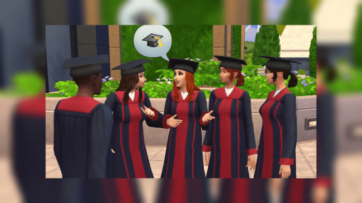 Preview image for the article Every time 'The Sims' University represented my actual university life!.