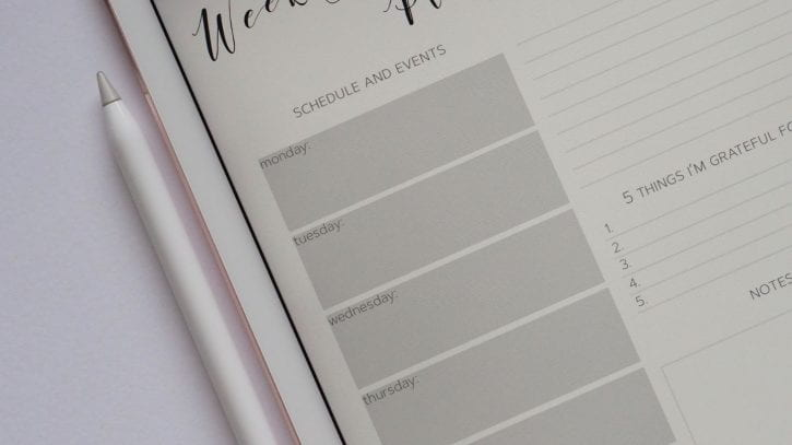 Preview image for the article A successful to do list.