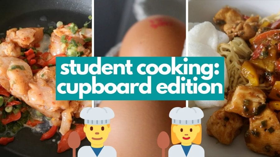 Preview image for the article Student Cooking: Food cupboard edition.