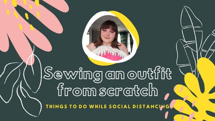 Preview image for the article Sewing an outfit from scratch.