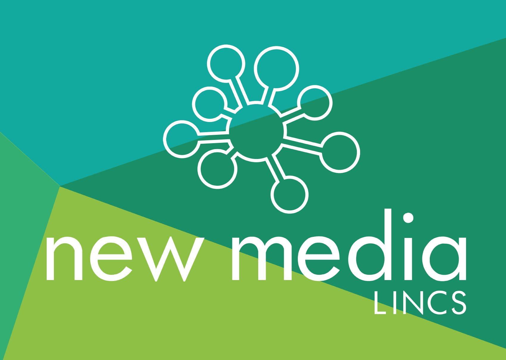 new media links logo.