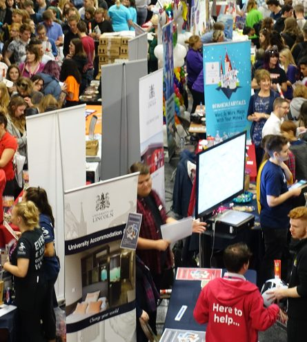 Lincoln Freshers Fayre