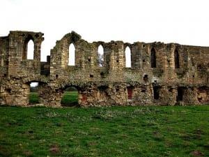 Bardney Abbey. Photographer: Pollyalida